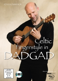 Celtic Fingerstyle in DADGAD